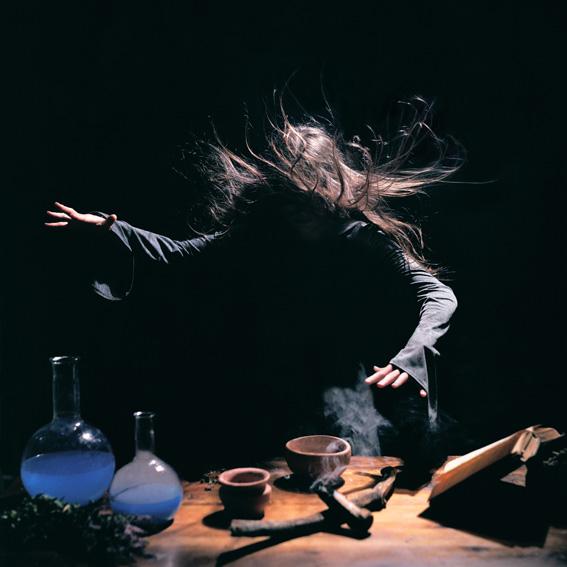 Полтавская ведьма